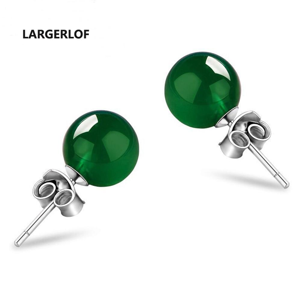 [해외]Fashion Women Stud Earrings 925 Silver Earrings 2019 Love Jewelry Girl EarringsPearls zz020--6/Fashion Women Stud Earrings 925 Silver Earrings 201