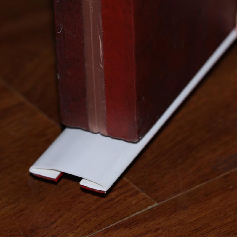 [해외]Under Door Draught Excluder Bath Mat Under Door Draft Stopper Door Wind Blocker Door Bottom Seal Strip Gap Excluder Protector/Under Door