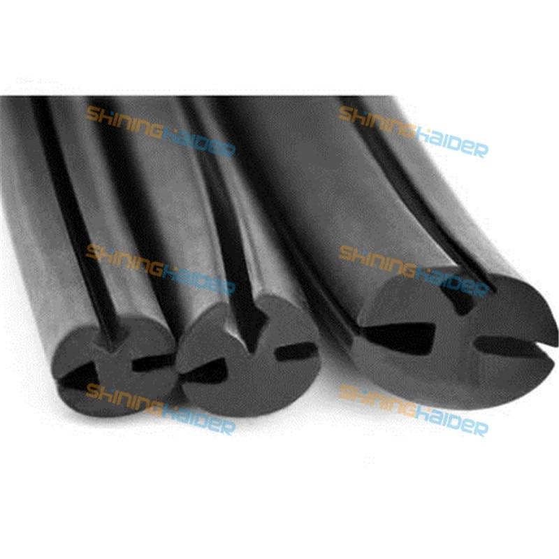 [해외]Width 8-21mm H type EPDM sealing strip for car mechanical doors or windows glass EPDM rubber sealing strip/Width 8-21mm H type EPDM seal