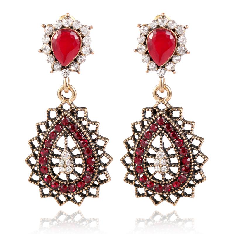 [해외]MIARA.L Beautiful Retro Creative Earrings Crystal Earrings  Items for Wholesale/MIARA.L Beautiful Retro Creative Earrings Crystal Earrings  Items