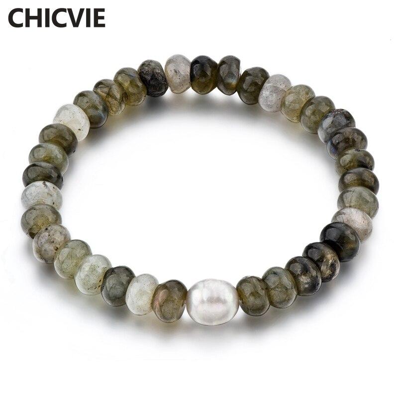 [해외]CHICVIE Charm Natural Stone Custom Handmade Bracelets & Bangles Beads For Women Jewelry Making Meditation Bracelets SBR190018/CHICVIE Charm Na