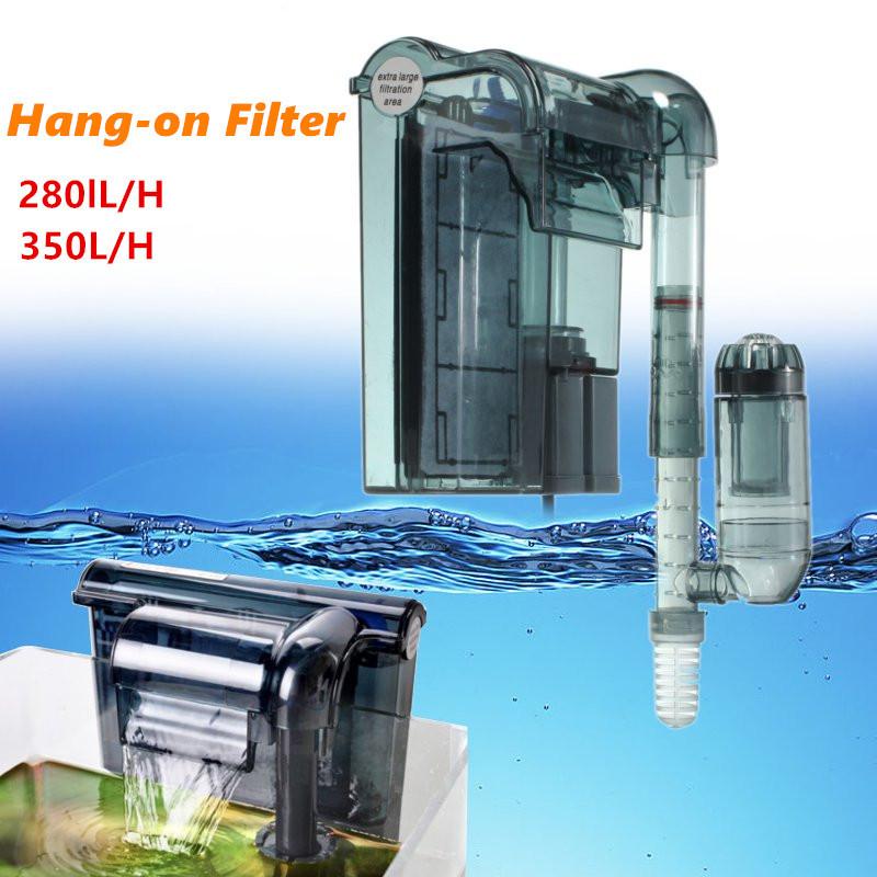 [해외]Aquarium Submersible 3-in-1 External Hanging Fish Tank Power Filter Waterfall External Aquarium Air Pump HI-330/HI-430/Aquarium Submersi