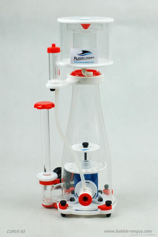 [해외]Bubble Magus Curve A5 300-500L Aquarium Internal Protein Skimmer Sump Pump Saltwater Marine Reef Needle Wheel Venturi Pump/Bubble Magus