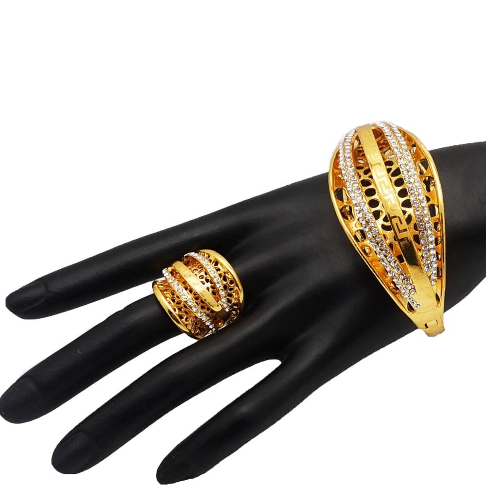 [해외]women bracelets ring gold plating bangle new design wedding nice bangle bracelets bangles for women love bangle/women bracelets ring gol