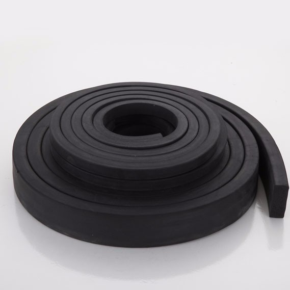 [해외]3x15 20 25 30 mm Foaming EPDM rubber seal strip Square Oblong damper gasket washer line cord Foamed EPDM spange rubber molding/3x15 20 2