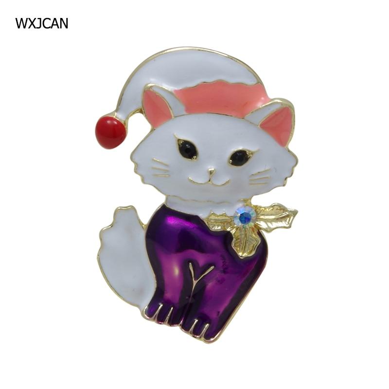 [해외]WXJCAN New novelty brooches Enamel brooch badge Anime icon Rabbit Ant and bear Doctors badges on backpack New year gifts/WXJCAN New novelty brooch