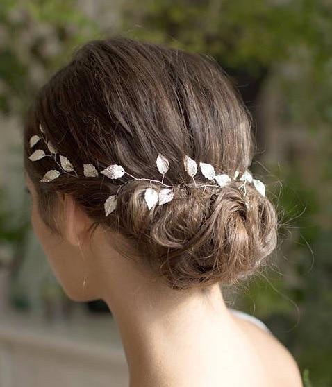 [해외]KMVEXO Hair Accessories 2019 Wedding Bridal Headband Leaves Hairband Women Head Ornament Ladies Hairs Jewelry/KMVEXO Hair Accessories 20