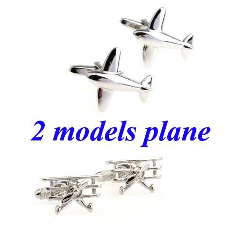 [해외]Fashion Plane Helicopter Cufflink Cuff Link 1 Pair  Biggest Promotion/Fashion Plane Helicopter Cufflink Cuff Link 1 Pair  Biggest Promotion