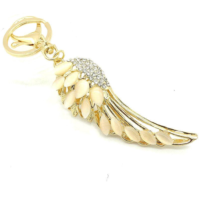 [해외]열쇠 고리 열쇠 고리 지갑 가방 참 모조 다이아몬드 CZ 열쇠 고리 매력 펜던트 목걸이 선물/Keychains Keyring Wallet Bag Charm Rhinestone CZ Key Chains Charm Pendant Necklace Gift
