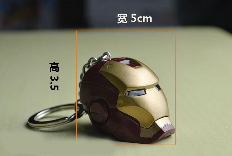 [해외]Top selling  Classic hangings keychain for Iron man 3 / The avengers alliance classical pendant for men gifts/Top selling  Classic hangings keycha