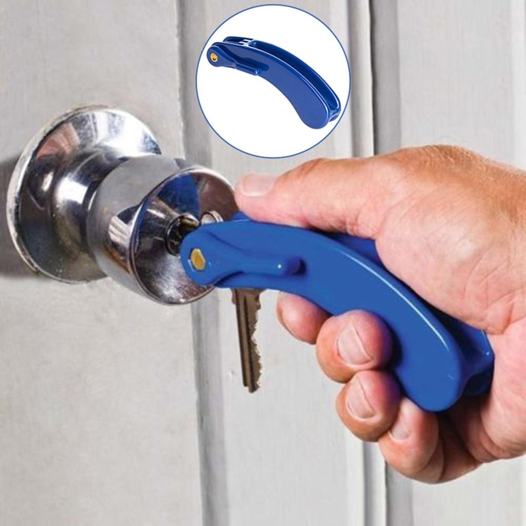 [해외]New simple design Key Turn Assistance Door Opening AssistanceElderly And Disabled Arthritic Hand Grip gift for women men/New simple design Key Tur