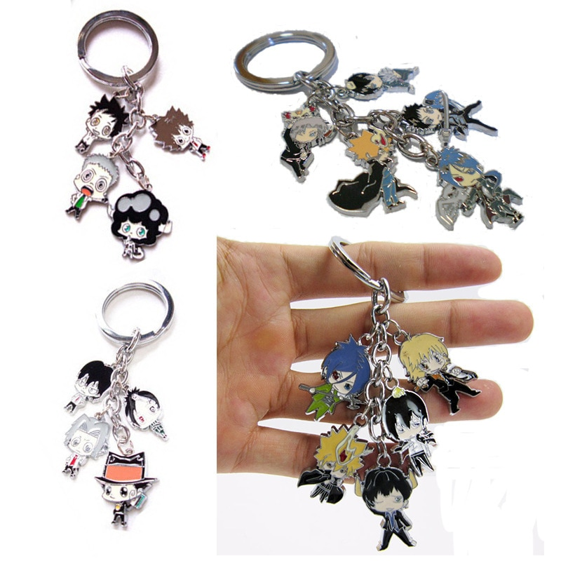[해외]다시 태어난 열쇠 고리 키즈 열쇠 고리 여자 여자 금속 열쇠 고리 만화 애니메이션 귀여운 아연 합금 brelok 열쇠 고리 sawada tsunayoshi lambo/다시 태어난 열쇠 고리 키즈 열쇠 고리 여자 여자 금속 열쇠 고리 만화 애니메