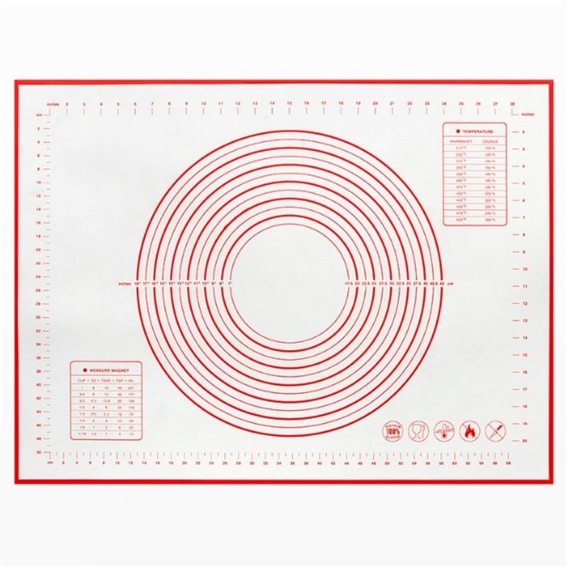[해외]Ttlife 두꺼운 반죽 매트 비 스틱 베이킹 매트 피라미드 bakeware 유리 섬유 실리콘 몰드 nonstick 베이킹 시트 과자 용