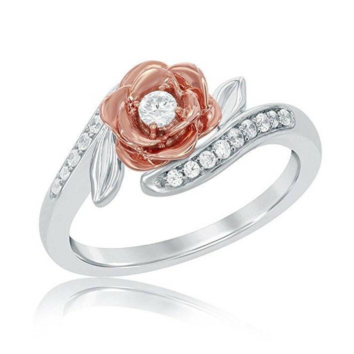 [해외]Fashion Beautiful Ceramic Flower Ring for Women Adjustable Wedding Rings Jewelry 7 Colors Summer Style Rings/Fashion Beautiful Ceramic Flower Ring