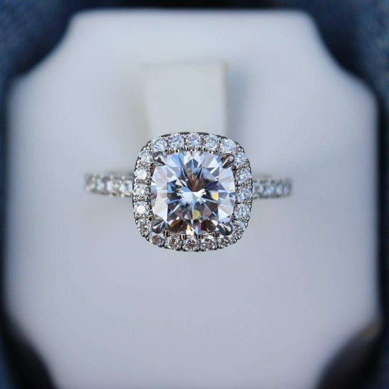 [해외]Princess Ring 925 Sterling silver AAAAA cz Promise Engagement Wedding Band Rings for Women Bridal Statement Party Jewelry Gift/Princess Ring 925 S