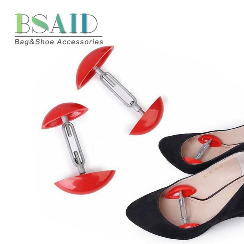 <span style=''>[해외]BSAID 1 쌍 신발 들것 구두 트리 셰이퍼 랙, 미니 망 여성 전문 구두 조정 ..</span>