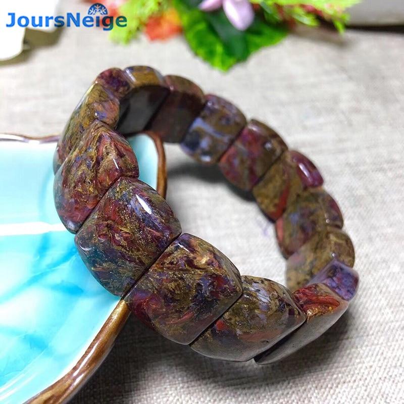 [해외]도매 Pietersite 스톤 천연 석재 팔찌 패턴 에너지 스톤 핸드 행운 행운의 여성 남성 선물 크리스탈 쥬얼리/Wholesale Pietersite Stone Natural Stone Bracelets Pattern Energy Stone Hand Row L