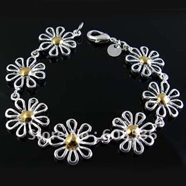 [해외]도매 패션 보석, 925 스털링 실버 팔찌, B21/wholesale fashion jewelry,925 sterling silver Bracelets, B21