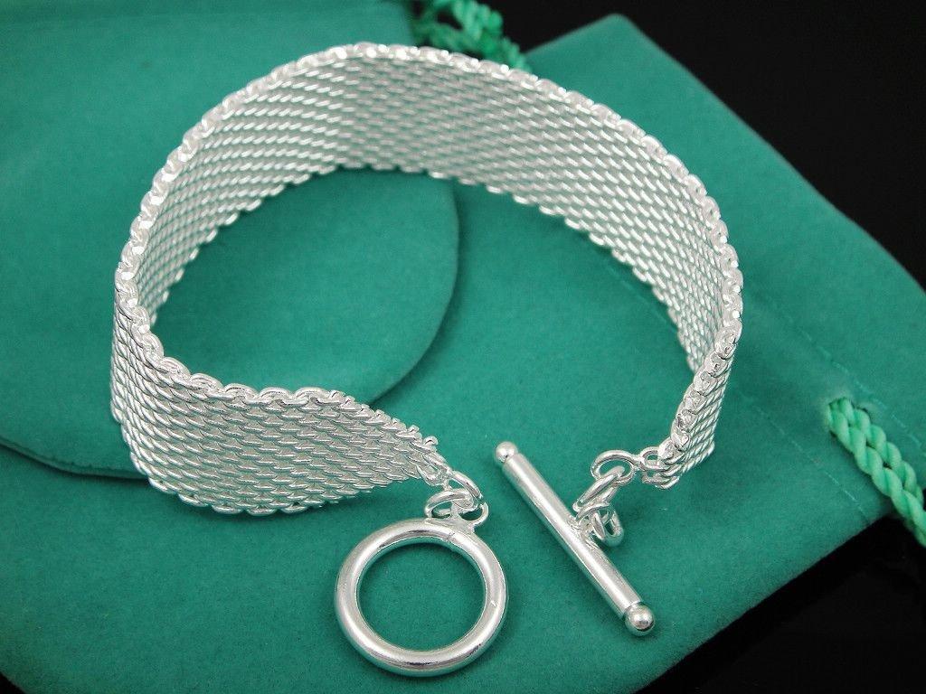 [해외]패션 보석, 925 실버 팔찌, 925 보석, 925  보석, 브랜드 뉴 B270/fashion jewelry,925  silver bracelet,925 jewelry,925 sterling jewelry,Brand New B270