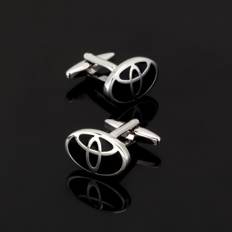 [해외]XK312 고품질 프랑스어 커프스 단추 TOYOTA 로고 커프스 단추 남자 사업 셔츠 부속품 미친 승진/XK312 High quality French Cufflinks TOYOTA logo Cufflinks men business shirt accessories