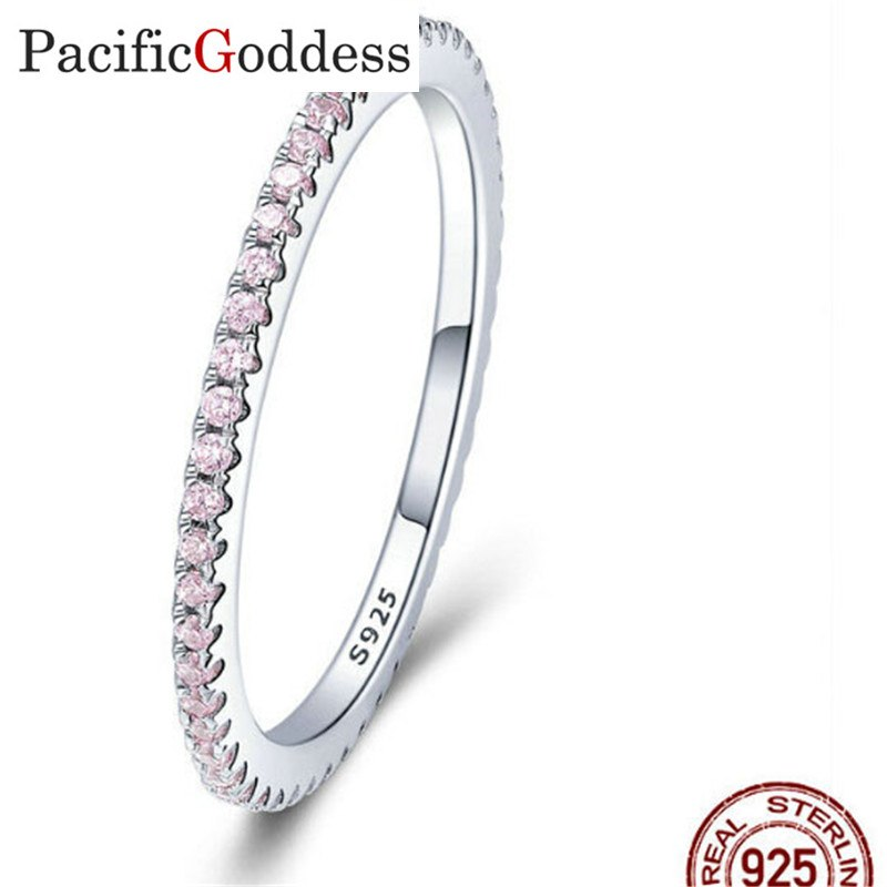 [해외]pacificgoddess 우아한 925 스털링 실버 손가락 반지 보석 반지 bijou 날카로운 둥근/pacificgoddess Elegant 925 Sterling Silver Finger Rings  Jewelry rings bijou round sharp