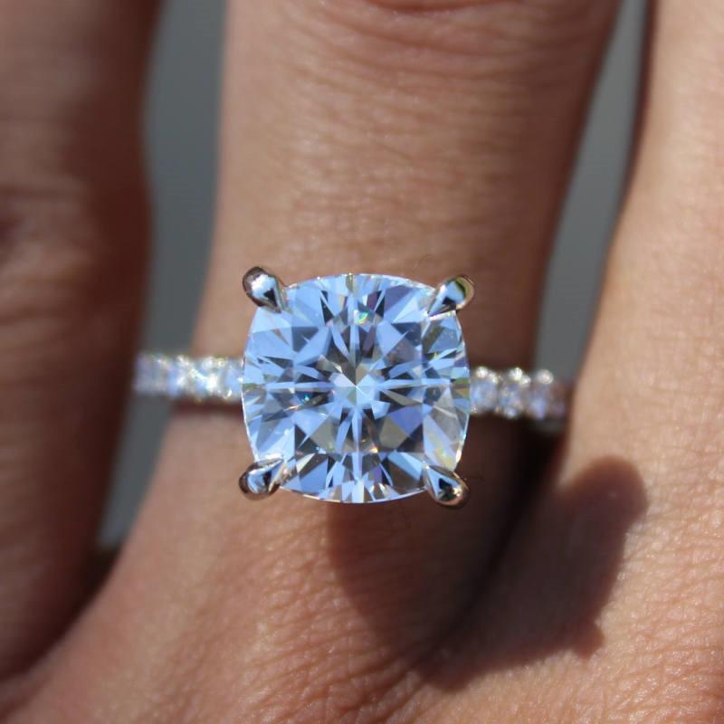 [해외]ZN 2019 Sweet Elegant Princess Ring Engagement Wedding Rings for Women Promise Fashion Jewelry /ZN 2019 Sweet Elegant Princess Ring Engagement Wed
