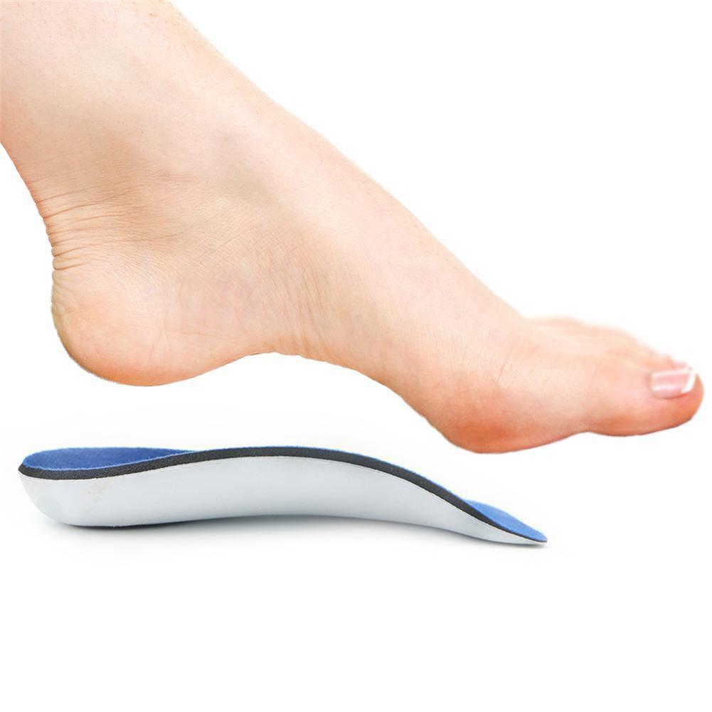 [해외]Arch Supports Orthotic Shoe Insole palmilha de silicone height increase insole inlegzolen voor schoenen memory foam shoe pad/Arch Supports Orthoti