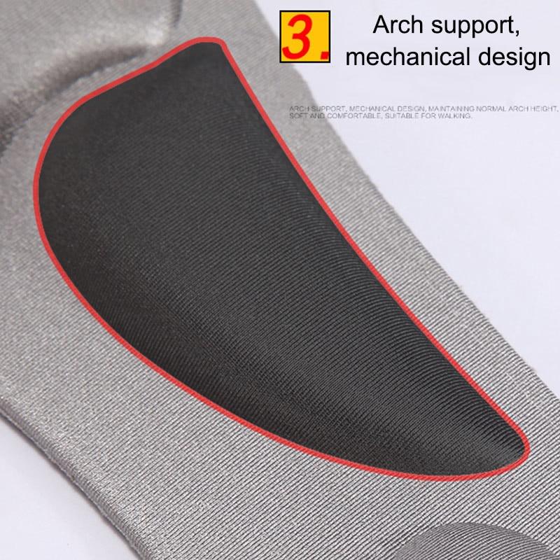 [해외]Men Insoles Flat Feet Arch Support Memory Foam Insole Shoe Pad Comfort Accessory LT88/Men Insoles Flat Feet Arch Support Memory Foam Insole Shoe P