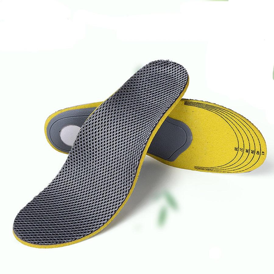 [해외]Correction Sport Shock Absorbing Insole Free Cutting Ventilation Insole Flat Foot Bamboo Charcoal Correction Insoles Z0028/Correction Sport Shock