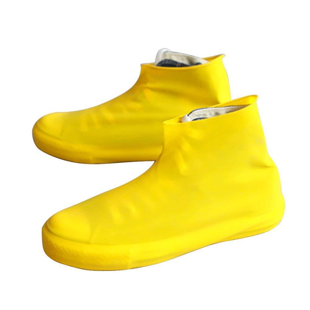 [해외]새로운 anti-slip 라텍스 신발 커버 재사용 방수 장화 overshoes 신발 mv66/새로운 anti-slip 라텍스 신발 커버 재사용 방수 장화 overshoes 신발 mv66